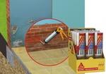 SikaMur InjectoCream-100 инъекция в кирпич. Средство от влаги и грибка №1