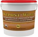 Однокомпонентный акриловый герметик для деревянного домостроения Wepost Wood