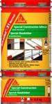 Sikadur-31CF Normal/Rapid 2-х компонентный эпоксидный клей для металла, бетона, натурального и тяжелого искуственного камня