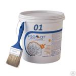Теплоизоляционная краска Изоллат 01