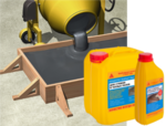 Cуперпластифицирующая и суперводоредуцирующая добавка в бетон SikaPlast Floor