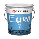 Моющаяся краска для стен и потолков - Евро 7