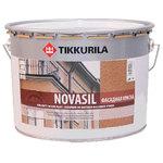 Щелочестойкая фасадная краска Новасил