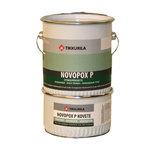 Эпоксидный лак для бетонных полов Новопокс П