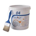 Теплоизоляционная краска Изоллат 04