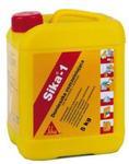 Sika 1+  Гидрофобизирующая добавка к растворам